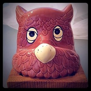 🦉 Owl Bank (c) 1988 Enesco